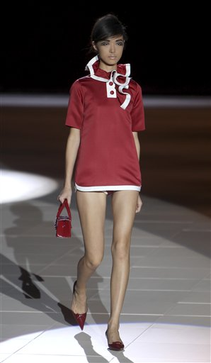Fashion Marc Jacobs Spring 2013