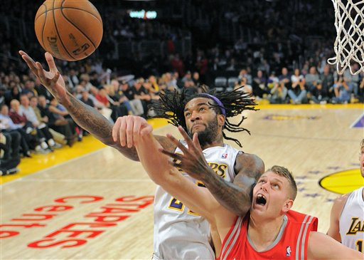 Jordan Hill, Cole Aldrich