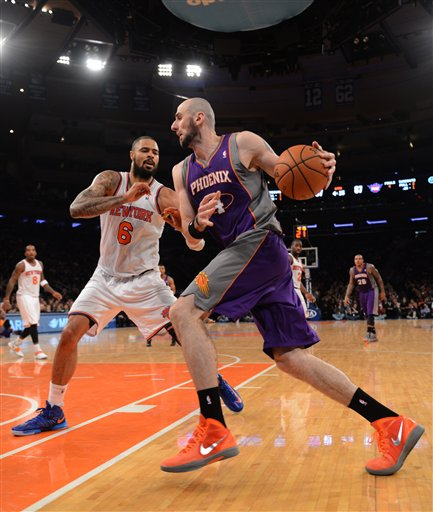 Marcin Gortat, Tyson Chandler
