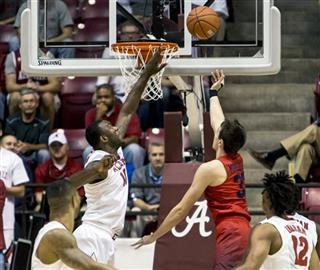 Alabama Basketball G02 vs Dayton
