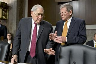 Carl Levin, James Inhofe