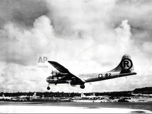 Associated Press Domestic News ENOLA GAY