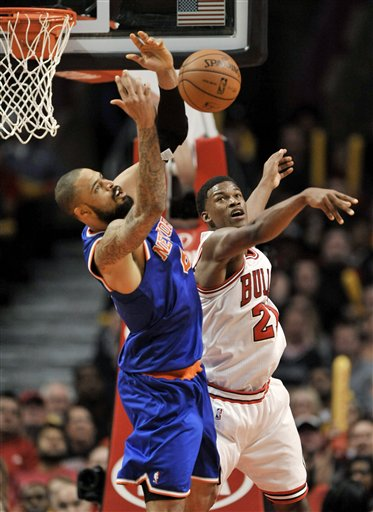 Tyson Chandler, Jimmy Butler