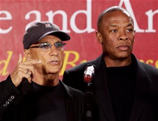 Jimmy Iovine, Dr Dre