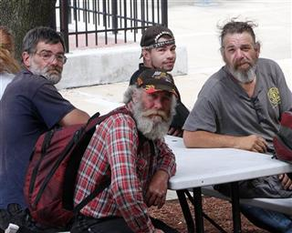 Homeless Lawsuit