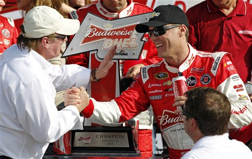 Richard Childress, Kevin Harvick