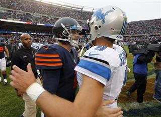 Brian Hoyer, Matthew Stafford