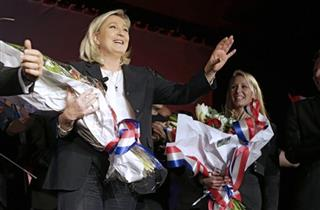 France Far Right's Moment