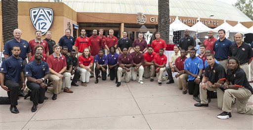 Pac-12 Media Day Football