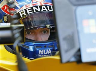 F1 Renault Palmer Stays