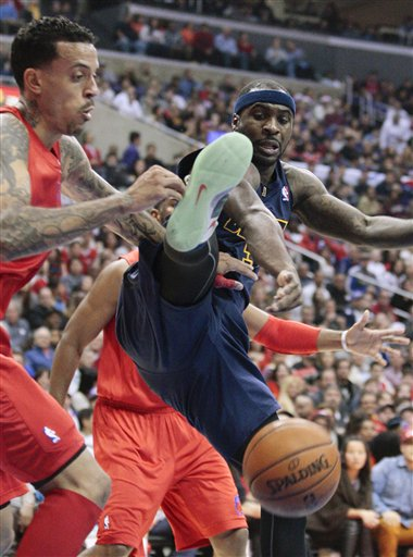 Ty Lawson, Matt Barnes