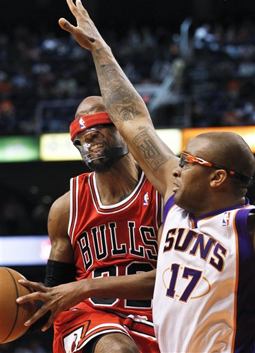 Richard Hamilton, P.J. Tucker