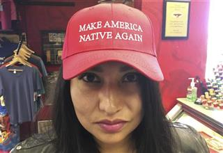 Trump-Minority Hats