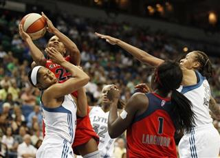 Monique Currie, Maya Moore, Seimone Augustus