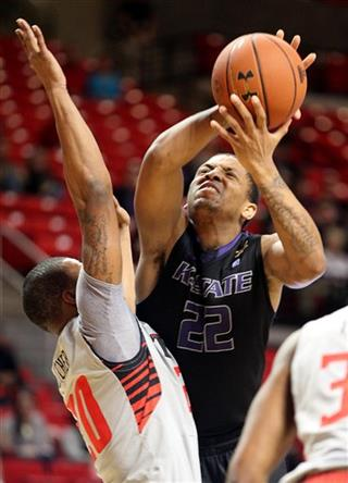 Kansas St Texas Tech Basketball