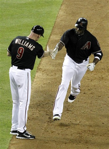 Justin Upton, Matt Williams