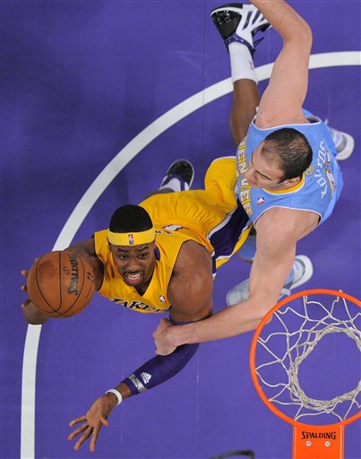 Dwight Howard,Kosta Koufos