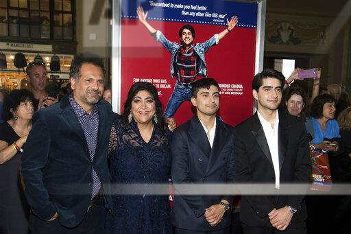 """NJ Premiere of """"Blinded by the Light"""""""