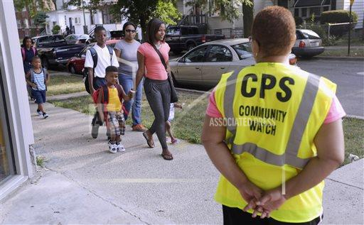 Chicago Schools Safe Passage