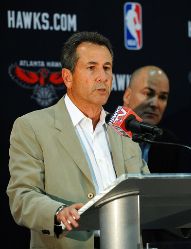 Danny Ferry, Hawks President of Basketball Operations and GM