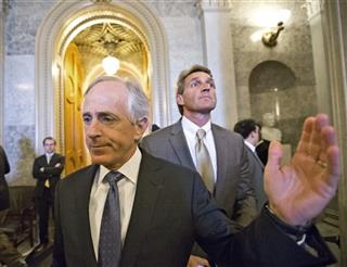 Bob Corker, Jeff Flake