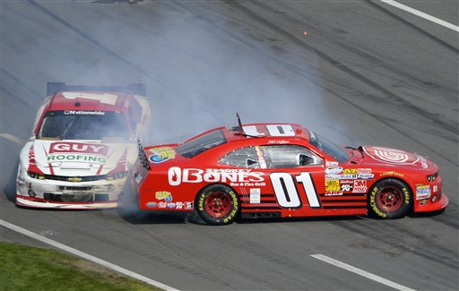 Mike Wallace, Kurt Busch