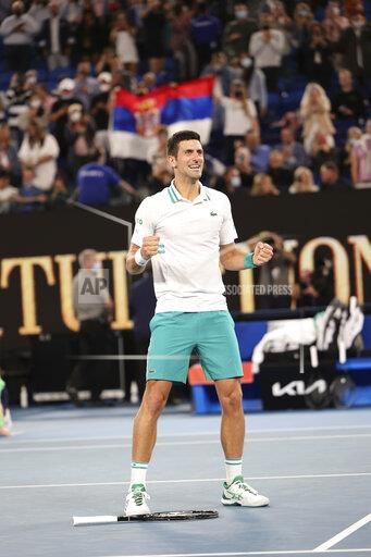 Tennis 2021: Australian Open Day 14