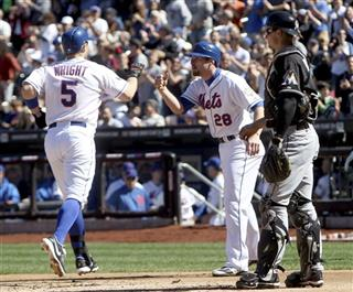 David Wright,  Daniel Murphy,  Rob Brantly