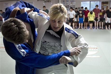 Tommy Machowicz, Kayla Harrison