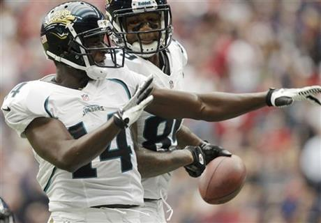Justin Blackmon, Marcedes Lewis