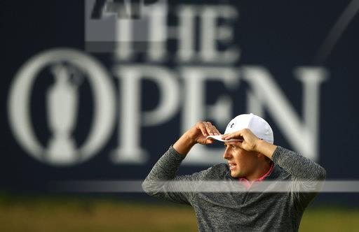 YE British Open Golf