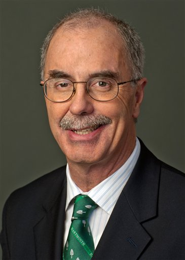 Dartmouth President