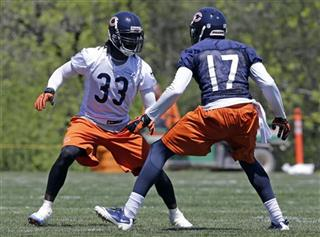 Charles Tillman, Alshon Jeffery