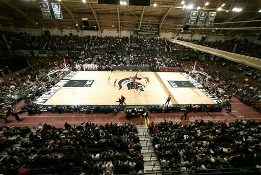 Tuskegee Michigan St Basketball