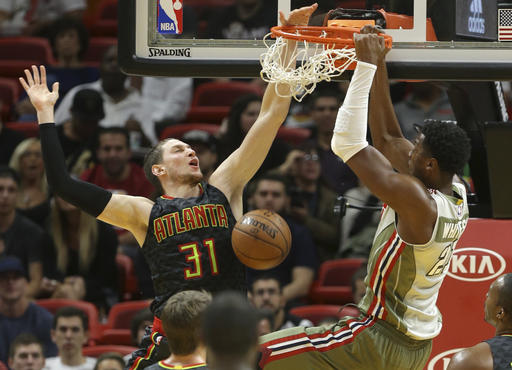 Amid trying start, Heat star Hassan Whiteside showing fight