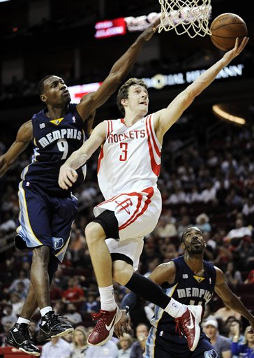 Goran Dragic, Tony Allen