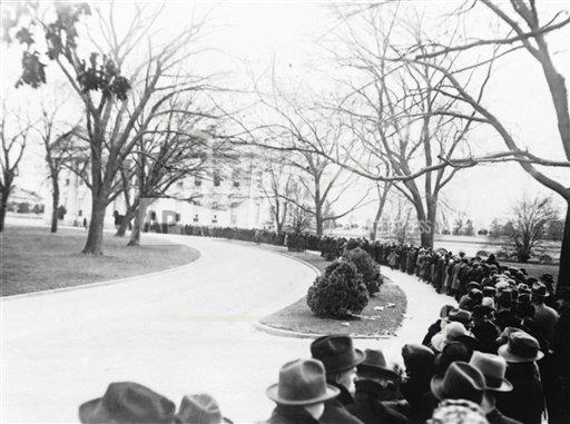 Watchf AP A  DC USA APHS302278 U..S. City Washinton DC   White House   Historical  1924