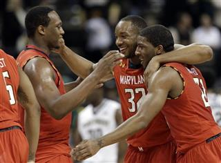 Charles Mitchell, Dez Wells, Pe'Shon Howard
