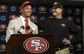 Eric Reid, Jim Harbaugh