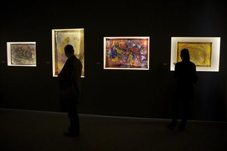 Russia Banned Art