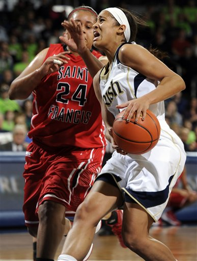 Skylar Diggins,Shene Fleming