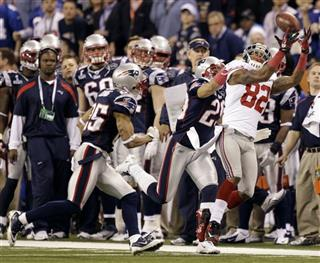 Countdown to 50 Super Bowl 46 Football