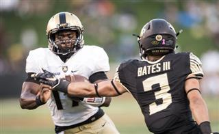 Army Wake Forest Football
