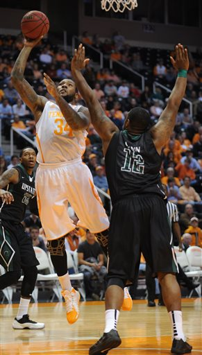 Tennessee mens basketball