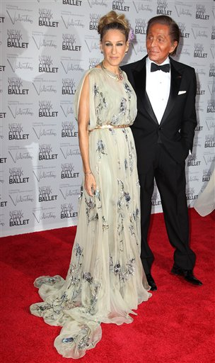 New York City Ballet Celebrates Legendary Fashion Designer Valentino Garavani