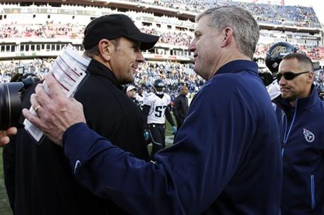 Mike Munchak, Mike Mularkey