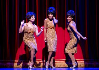 Theater Review Motown the Musical