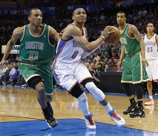 Russell Westbrook, Avery Bradley