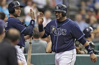 Jose Molina, Luke Scott