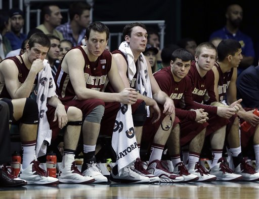 Boston College Miami Basketball